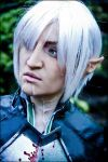 Dragon Age 2 -Tevinter elf by love-squad