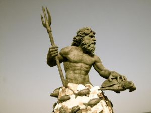 Poseidon on the Boardwalk