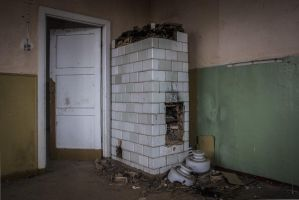Abandoned School 2 by Urbex-Bialystok