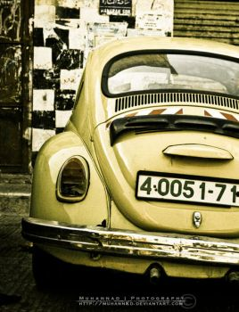Beetle 1971 by Muhanned