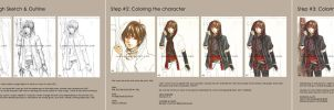 Alley -the making- by subaru-s