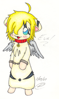 GiftArt: Eval for Basy-chan by SweetSonar