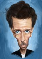 Dr. Gregory House by Hleix