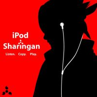 iPod Sharingan by Siefu-Se7en