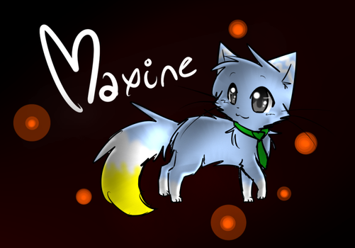 Maxine-RQ by FoxLover12