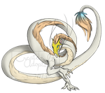 Celestial Dragon- Auction by Create-ItAdopts