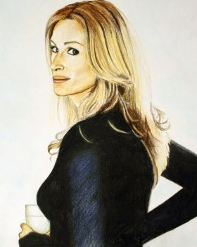 Julia Roberts by herbalcell