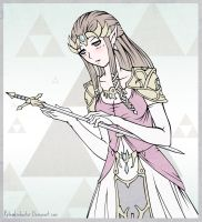 Princess Zelda by PotemkinBuster