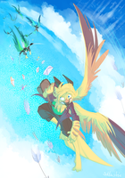 Flight Persecution by Sultastic