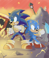 Project Sonic 2017 by xDarkSpineSonicx