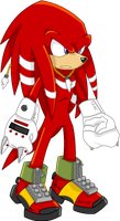 Knuckles NexT-GeN by GameFlasher