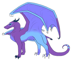 ADOPTED: Dragon 1.4 by darkittyhero