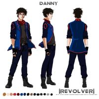 Danny Turnaround Sheet by Jay-Jacks