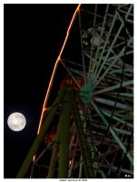 Amusement Park I by mentallydeceased