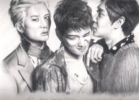 JYJ (marie claire) by Namy224343