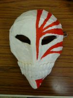 Hichigo Mask - Front View by High-on-E-numbers