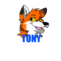 *Commission*Tony Badge by Obsidianthewolf