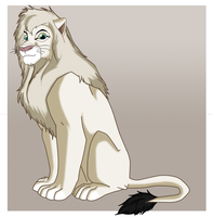 """Kimba the White Lion"" by Conscentia"