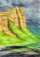 The Cliffs of Fortune by GoldeenHerself