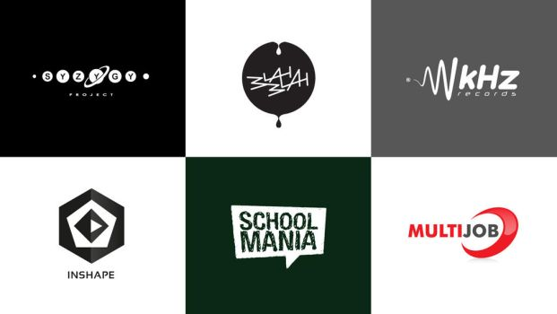 logo pack 6 by Clickroom