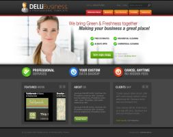 DelliBusiness Beta by dellustrations