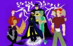 Static Shock 'n' Company by DeeDraws