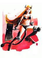 Comic Con 2012 - Magik by Geoffo-B