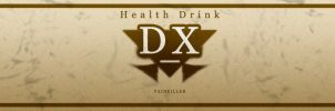 SH Health Drink Label by Yiyo--Chan