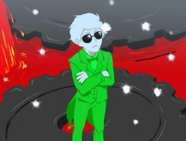 Dave Strider by Avrely