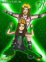 D-Generation X -Anime Style- by Shinobi-Gambu