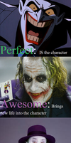 Joker Rating Scale Meme by Popculture-Patron