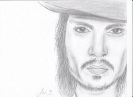 Johnny Depp by FlyingColors68