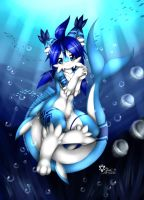 .:SAI Work:. Lily of the Sea by xenon001