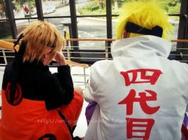 Naruto Uzumaki - You're my son, Naruto... by onlycyn