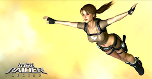 Tomb Raider Legend Wallpaper by xDLGx