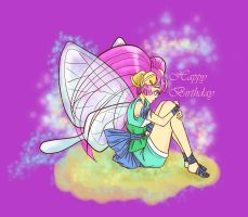 Butterfly Wings by Madame-Lemon