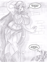 Power of the Forest Sage p10 by AkuOreo