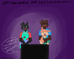 OTP Challenge Day 2 and 3 by Happiness4488