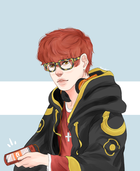 Agent 707 (finished) by Yocebo