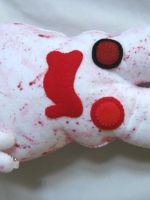 Zombie Peep Plush by P-isfor-Plushes