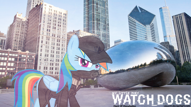 Watch Dogs (Aiden Dash) by Vaux111