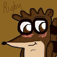 RS: Rigby by cupcakeforever19