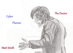 The Doctor/Cyber Planner by Raelae