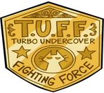 T.U.F.F. Puppy Badge1 by GI-Joe09