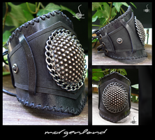 Industrial cuff by morgenland