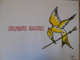 The Hunger Games by ArchangelVampire