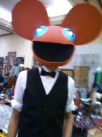 Deadmau5 by ThatOtherFangirl