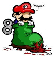 Mario and the Boot by soks2626