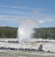 Beehive Geyser by Synaptica