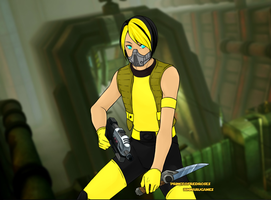 Human Bumblebee 1 by Winry88